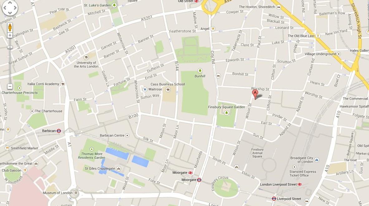 Italy Visa Information Uk Contact Us - Us-embassy-london-map