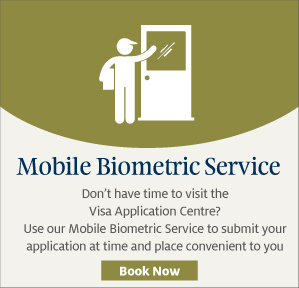 mobile biometric service