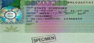 how to know if your schengen visa is approved