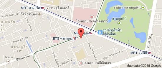 Czech Republic Visa Information Thailand Contact Us - Us embassy bangkok map